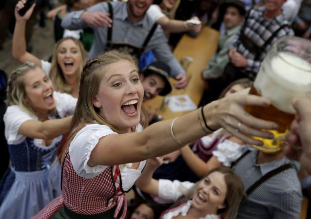 德國啤酒廠家號召德國居民交還空酒瓶