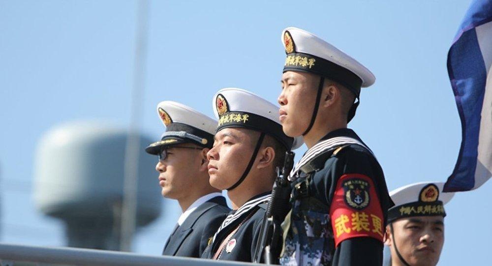 中国海军(资料图片)