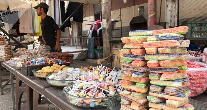 市場,敘利亞
