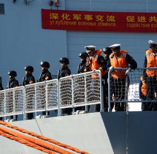 符拉迪沃斯托克居民9月21日可參觀中國海軍護衛艦