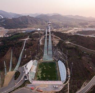 韩国平昌冬奥会处于朝鲜领导人金正恩的瞄准之下