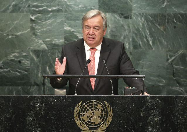 联合国秘书长:联合国将再拨款1亿美元应对九国危机