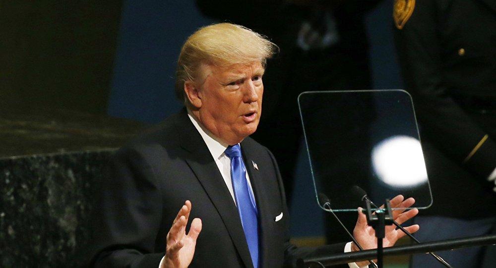 """朝鲜外务相称特朗普在联合国的讲话是""""犬吠"""""""