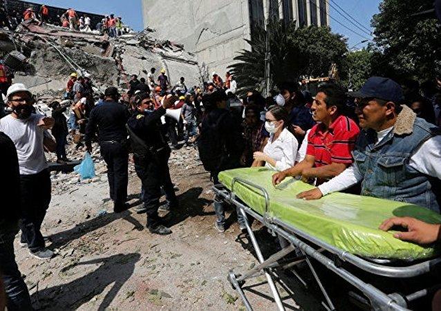 普京就地震灾害向伊朗伊拉克两国领导人表示深切慰问