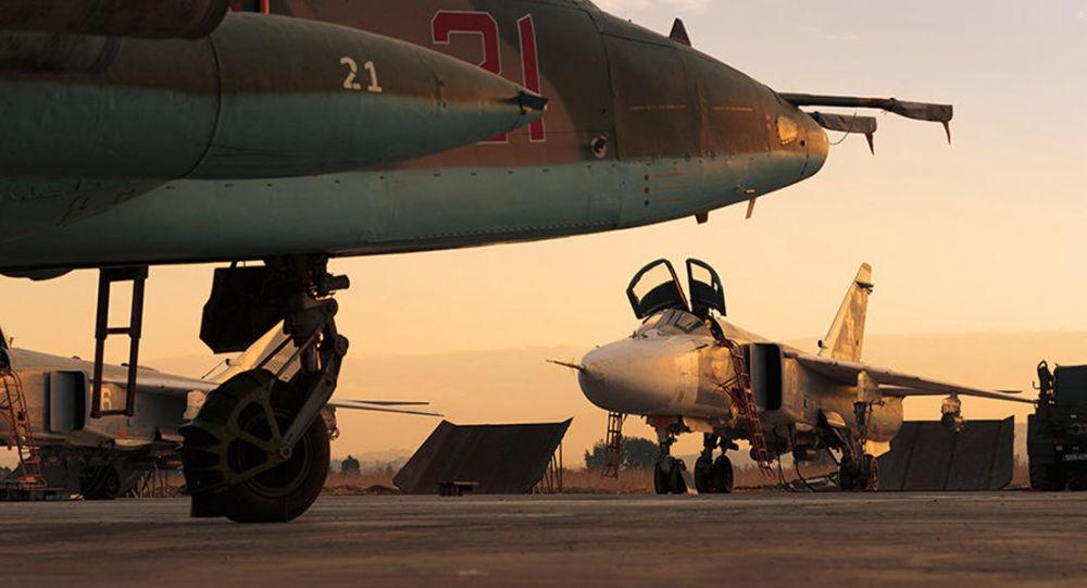 俄军总参谋部宣布粉碎叙利亚恐怖分子