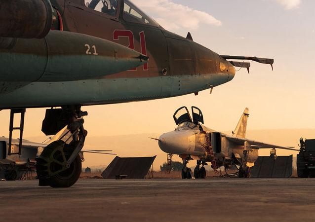 俄驻叙赫梅米姆空军基地