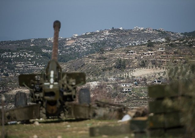"""俄总参谋部:""""支持阵线""""在""""伊德利卜""""地区向叙利亚军展开进攻"""