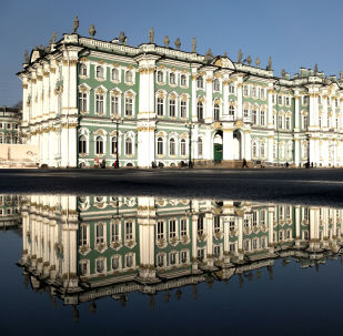 冬宫博物馆