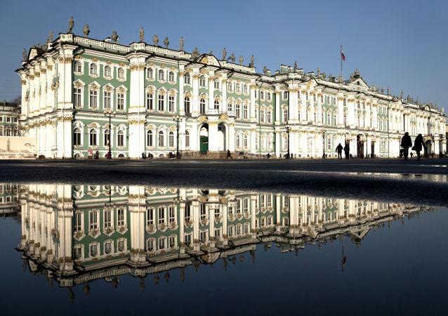 冬宫, 圣彼得堡