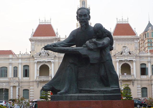 若遵照越南前主席胡志明的遗教那么东盟将得以保全