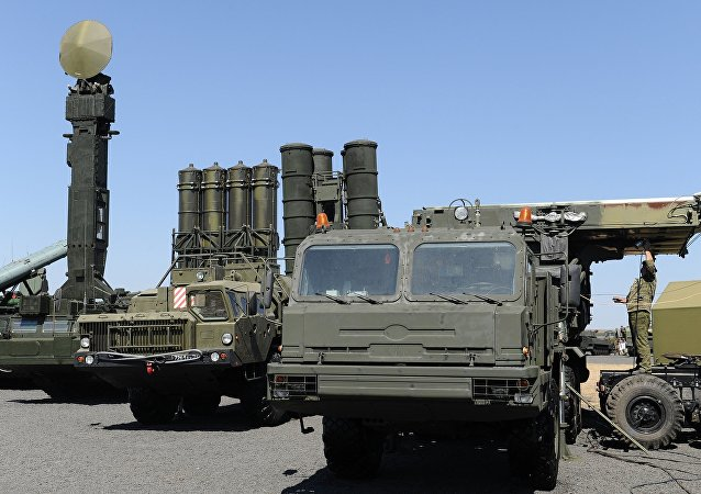 S-400防空导弹系统