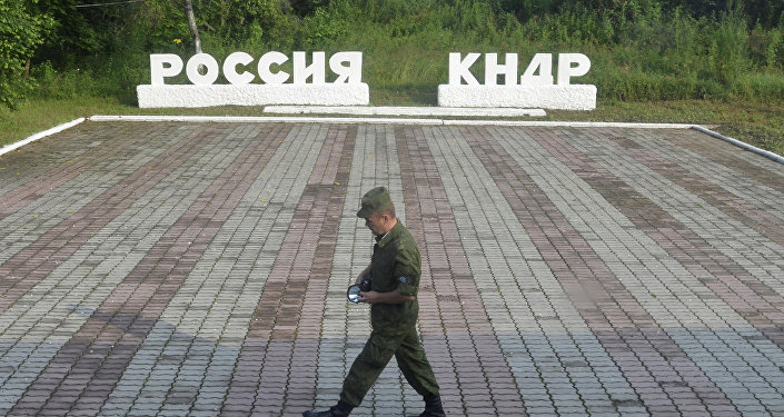 朝鲜请求俄方加紧筹备两国间公路桥的建设
