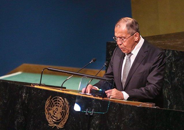 俄外長:朝鮮半島調解進程取得相當進展