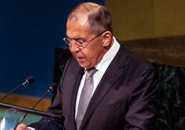 俄外长:俄罗斯希望美国遵循国家主权高于一切这一原则