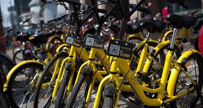 媒體:Ofo共享單車進入俄羅斯市場