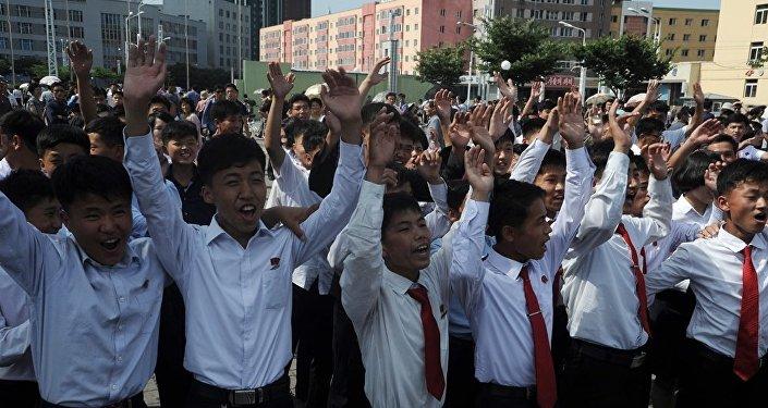 中國高校為何限制招收朝鮮留學生?