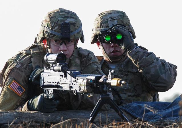 美国军方与欧洲11国在奥斯陆讨论遏制俄罗斯计划