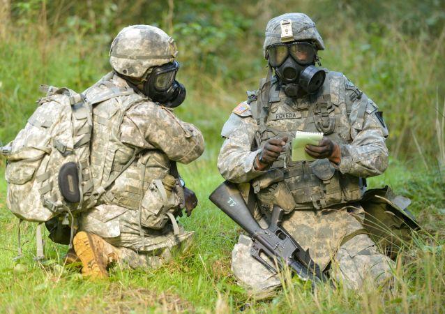 德国媒体质疑北约军队及时应对来自东方打击的能力