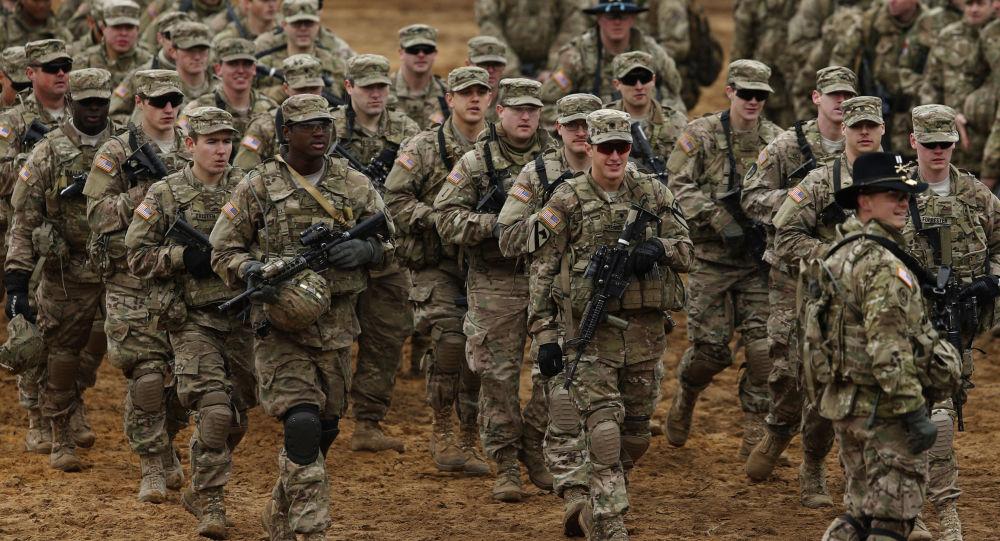 俄軍事專家:美國國防戰略旨在扼制俄羅斯