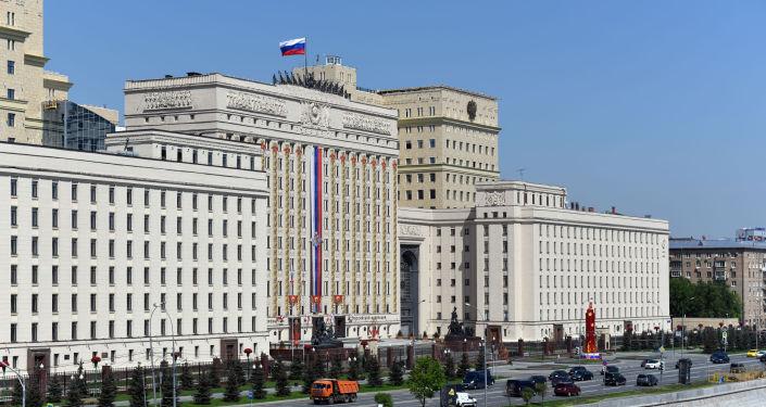 俄國防部:至今未就敘境內IS控制地區的美軍存在獲得美方解釋