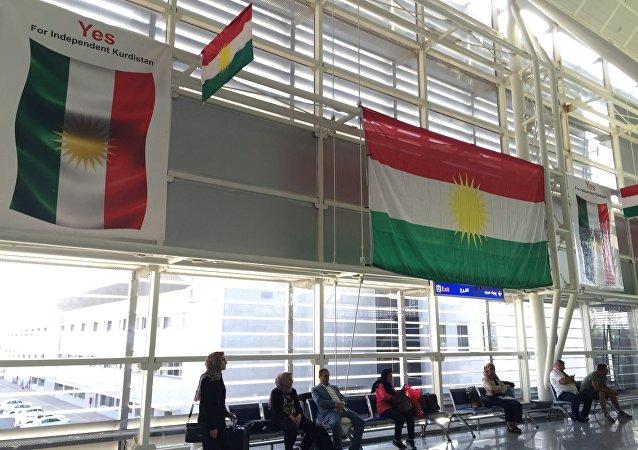 埃爾比勒機場,伊拉克庫爾德斯坦