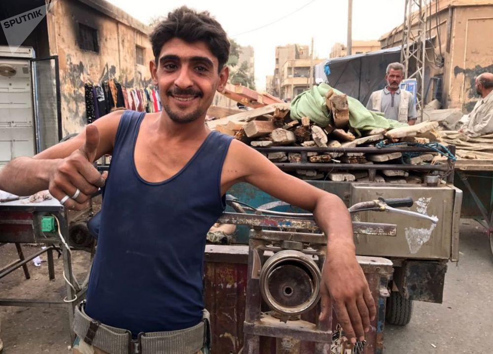 代尔祖尔的和平生活