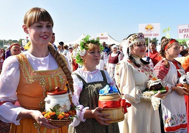 俄罗斯文化
