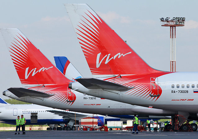 五百多名在俄中国游客因维姆航空逾期滞留