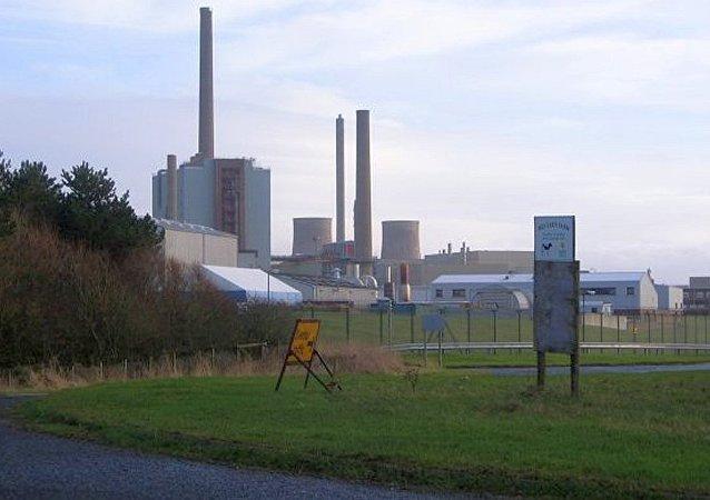 核燃料加工企业塞拉菲尔德(Sellafield)