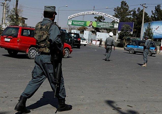 阿富汗当局制止一起利用装有炸弹卡车发动大规模恐袭的事件