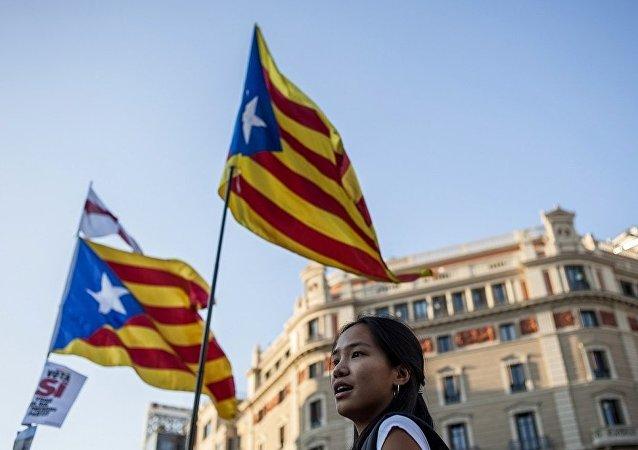 媒体:约2千家公司因加泰罗尼亚危机变更法定地址