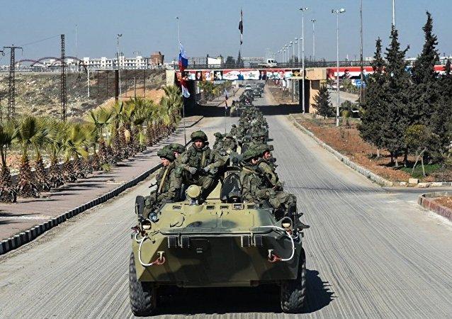 克宫:俄罗斯继续致力于维护叙利亚领土完整