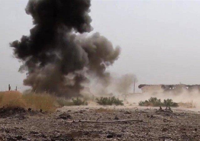 联军未从叙代尔祖尔运出过IS武装分子