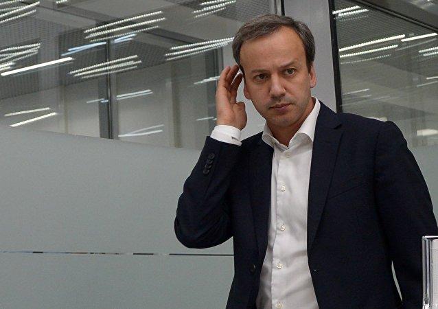 俄罗斯副总理德沃尔科维奇