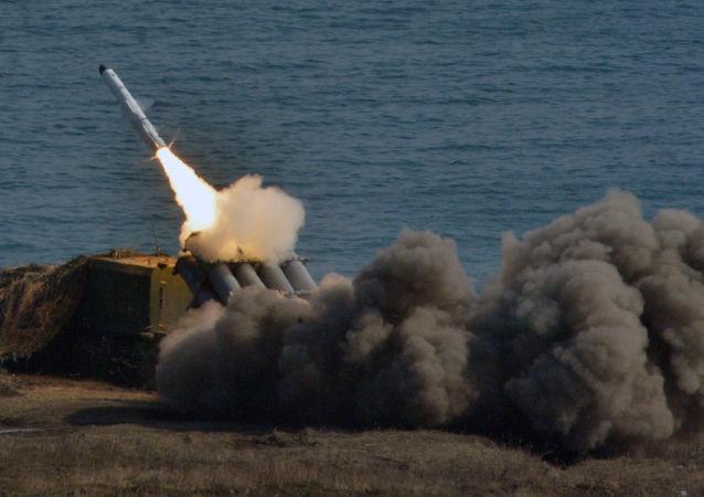 舞会岸基导弹系统