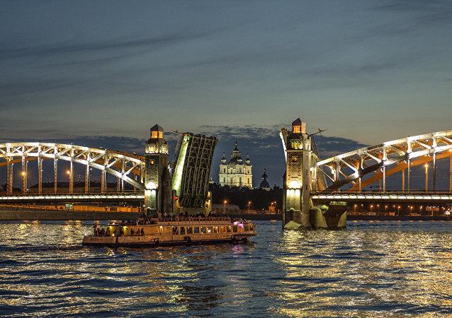 圣彼得堡被评为欧洲最佳旅游城市