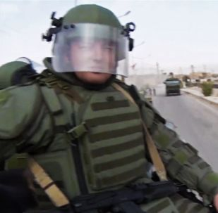 俄武裝力量國際防雷中心專家
