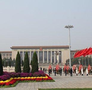 安門,北京