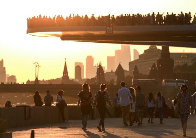 研究:莫斯科、圣彼得堡和莫斯科州是俄生活质量最优地区