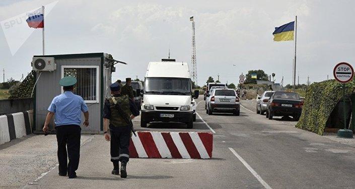 一名俄邊防人員在與試圖潛入烏克蘭的不明分子交火時身亡