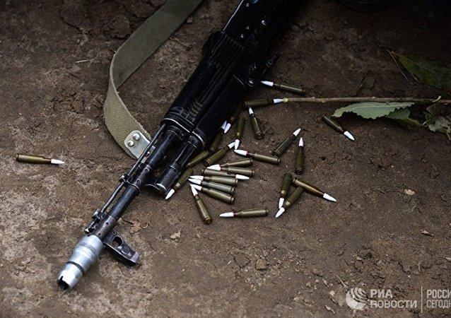 沙特有意在该国境内生产AK-103自动步枪