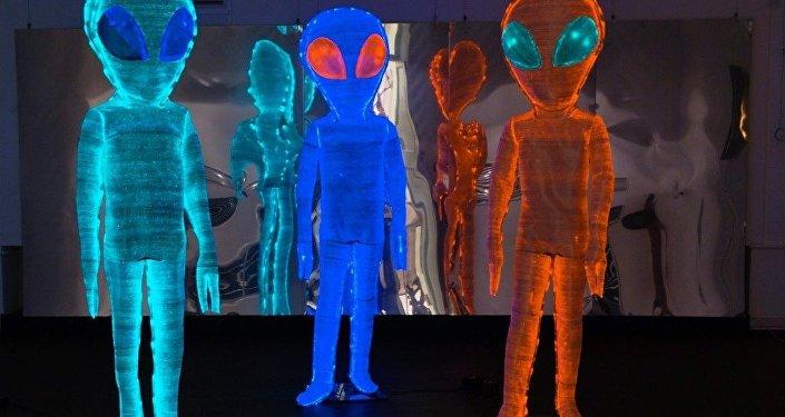 澳大利亚想出了给外星人准备的门垫