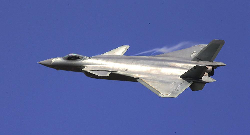 首批五代机 -- 歼-20