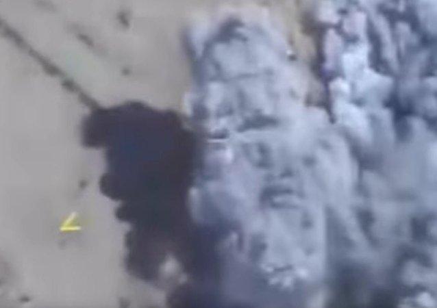 俄國防部:俄空天軍在代爾祖爾南部消滅包括60多名外國雇傭軍的隊伍