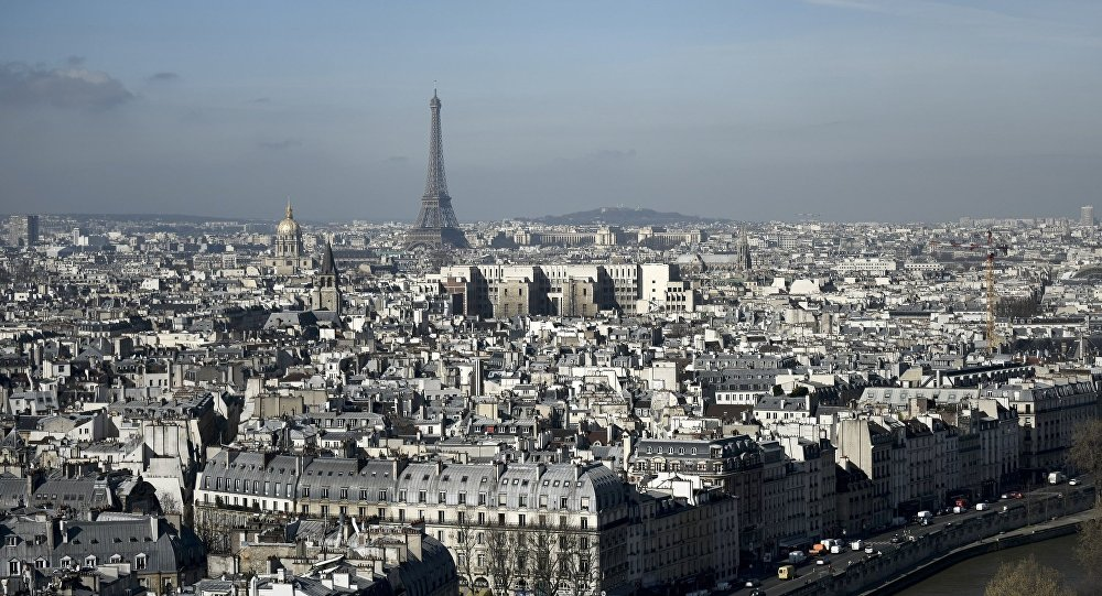 巴黎拆除二戰空投彈