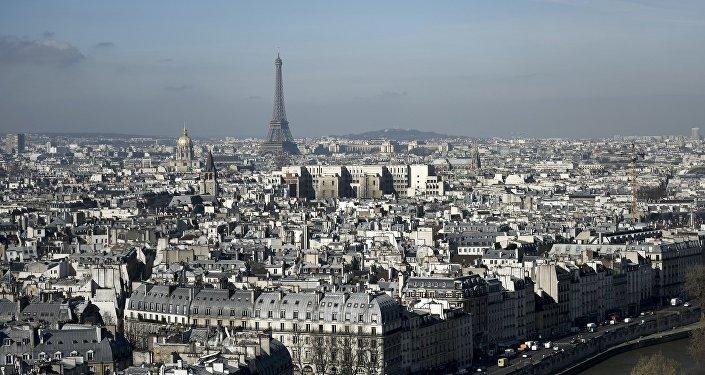 巴黎拆除二战空投弹