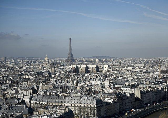 法国首都巴黎