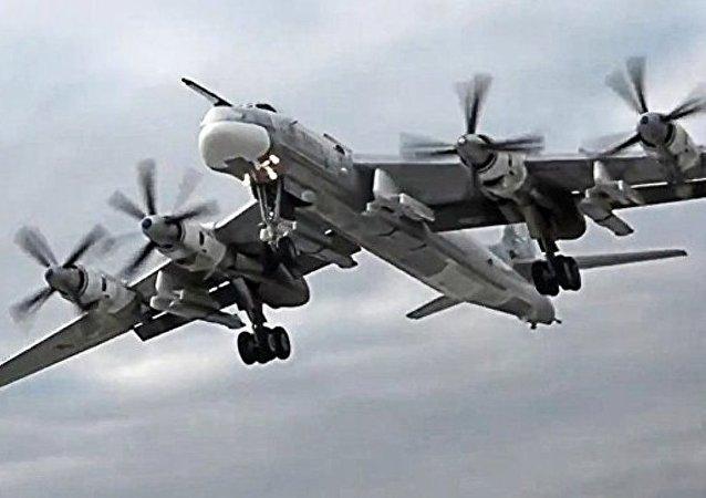 大规模远程航空兵演习在俄启动