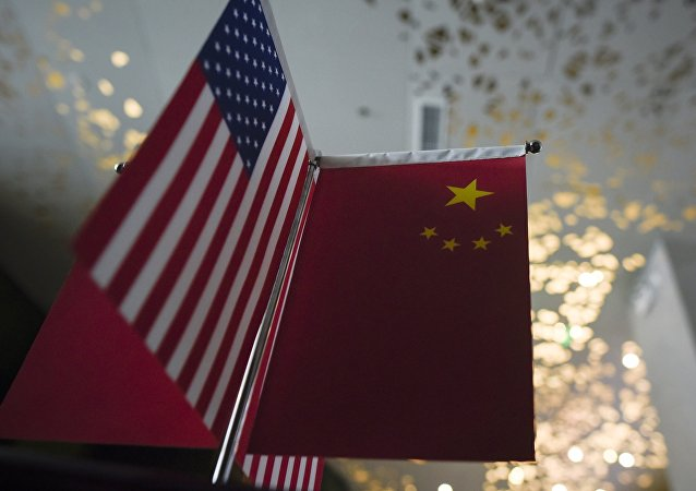 特朗普希望改善与中国的贸易关系