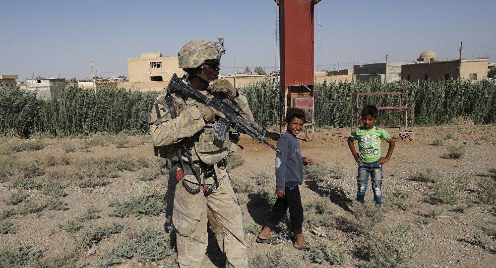 俄外交部:美國在敘行動像分裂國家企圖